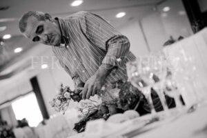 Fernando Ríos López montaje boda FH Floristería- Fernando hijo- Flores y decoración- Murcia