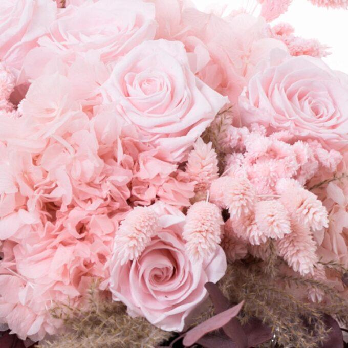 Ramo rosas preservadas - FH Floristería - Fernando hijo - Flores y decoración - Murcia