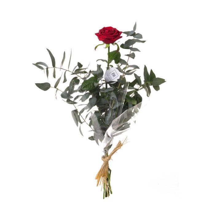 Rosa y eucalipto - FH Floristería - Fernando hijo - Flores y decoración - Murcia (10)