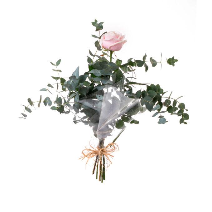 Rosa y eucalipto - FH Floristería - Fernando hijo - Flores y decoración - Murcia (14)