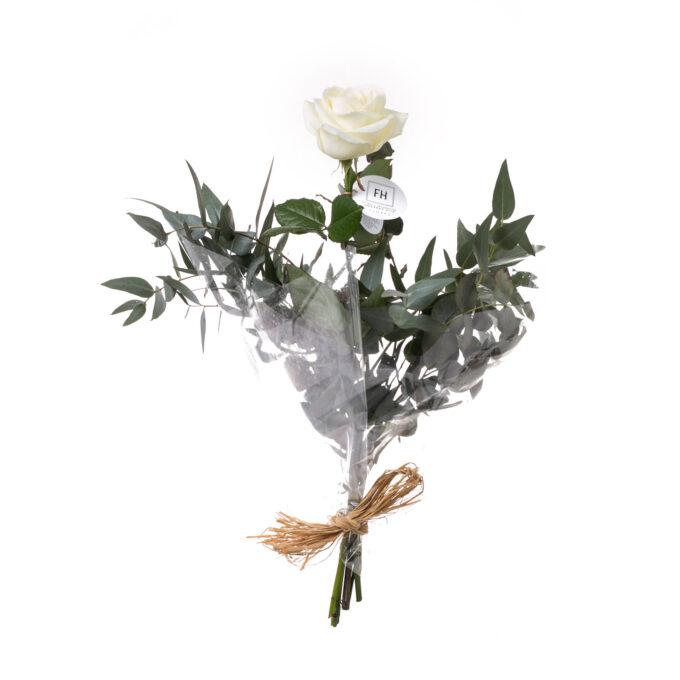 Rosa y eucalipto - FH Floristería - Fernando hijo - Flores y decoración - Murcia (15)