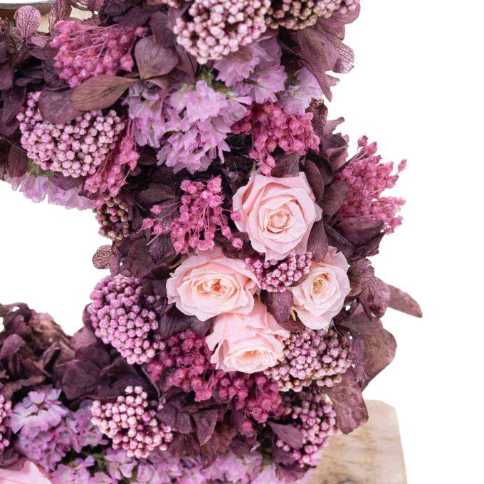 Letras Numero liofilizados - flores preservadas-fh floristería-fernando hijo-Murcia (7)