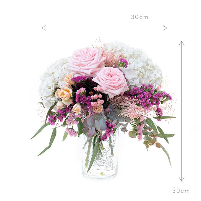 Ramo flores naturales-FH flores y decoración-floristería Fernando Hijo-Murcia