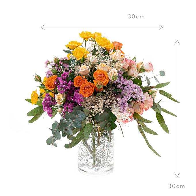 Ramo flores naturales-FH flores y decoración-floristería Fernando Hijo-Murcia(2)