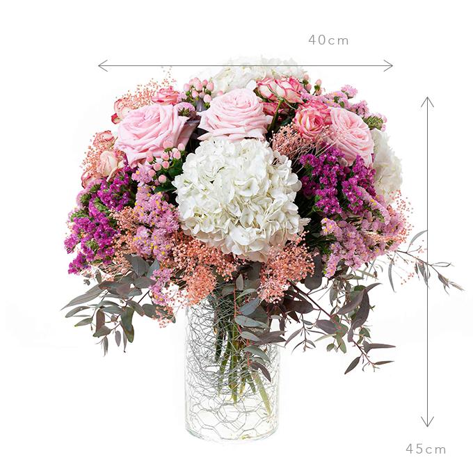 Ramo flores naturales-FH flores y decoración-floristería Fernando Hijo-Murcia(4)