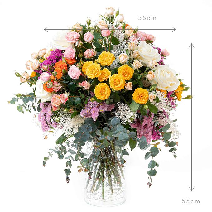 Ramo flores naturales-FH flores y decoración-floristería Fernando Hijo-Murcia(3)