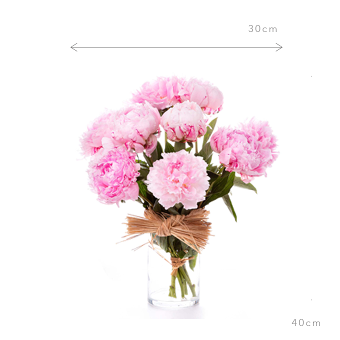 fh fernando hijo ramos de verano tienda online floristeria flores peonias murcia